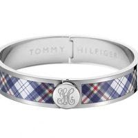 Pulsera de tartán de la firma Tommy Hilfiger