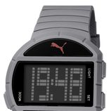 Reloj deportivo 'Half Time' de la firma Puma en color gris