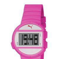 Reloj deportivo 'Half Time' de la firma Puma en color rosa
