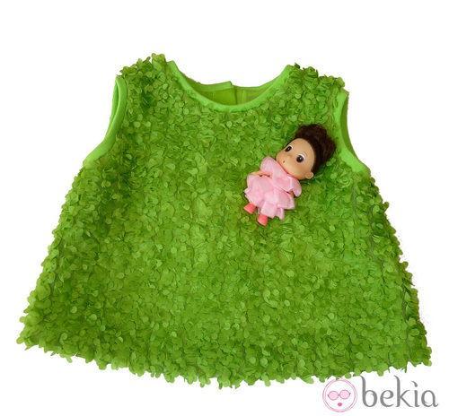 Blusa 'Aurora' de la firma Pan Con Chocolate de la colección primavera/verano 2012