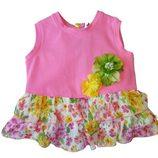 Camiseta rosa de la firma Pan Con Chocolate de la colección primavera/verano 2012