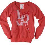 Sudadera roja de la línea Sport Fashion para primavera/verano 2012 de Freddy