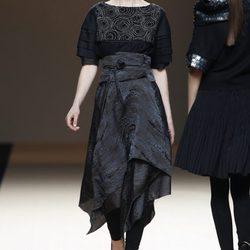 Colección otoño/invierno 2012/2013 de Jesus del Pozo en la Fashion Week Madrid
