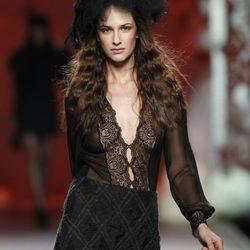 Colección otoño/invierno 2012/2013 de Francis Montesinos en la Fashion Week Madrid