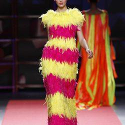 Colección otoño/invierno 2012 de Agatha Ruiz de la Prada en la Cibeles Madrid Fashion Week