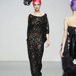 Colección otoño/invierno 2012 de Elisa Palomino en la Cibeles Madrid Fashion Week