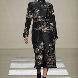 Colección otoño/invierno 2012/2013 de Ailanto en la Fashion Week Madrid