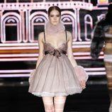 Camisón de la colección otoño/invierno 2012/2013 de Andrés Sardá en Fashion Week Madrid