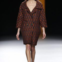 Colección otoño/invierno 2012/2013 de Juanjo Oliva en la Fashion Week Madrid