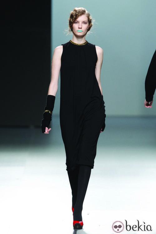 Little black dress de la colección otoño/invierno 2012/2013 Lemoniez