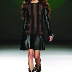 Colección otoño/invierno 2012/2013 de Teresa Helbig en la Fashion Week Madrid
