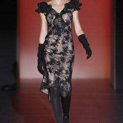 Colección otoño/invierno 2012/2013 de Hannibal Laguna en la Fashion Week Madrid