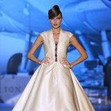 Vestido de novia de Ion Fiz en Fashion Week Madrid