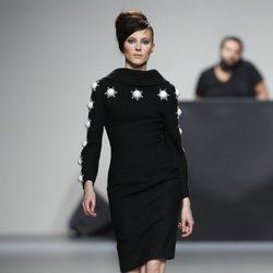 Vestido de punto de la colección otoño/invierno 2012/2013 de Juana Martin