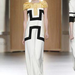 Colección otoño/invierno 2012/2013 de Ana Locking en la Fashion Week Madrid
