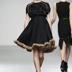 Colección otoño/invierno 2012/2013 de 'El Ego' en la Fashion Week Madrid