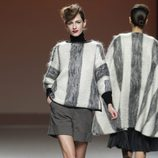 Top oversize de Kina Fernández en la Fashion Week Madrid