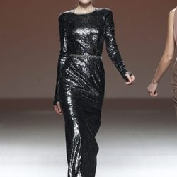 Colección otoño/invierno 2012/2013 de Kina Fernández en la Fashion Week Madrid