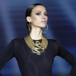 Complementos de culebra de Aristocracy en la Fashion Week Madrid