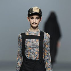 Pichi negro de Carlos Díez en la Fashion Week Madrid