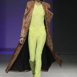 Colección otoño/invierno 2012/2013 de María Escoté en Fashion Week Madrid