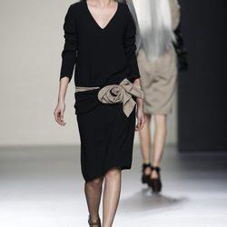 Colección otoño/invierno 2012/2013 de María Barros en Fashion Week Madrid