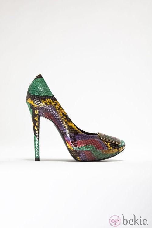 Complementos: zapato 'Limelight' de Roger Vivier Primavera/Verano 2012