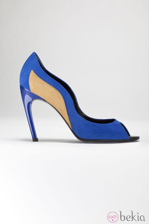 Complementos: zapato 'Nouvelle Vague' de Roger Vivier Primavera/Verano 2012
