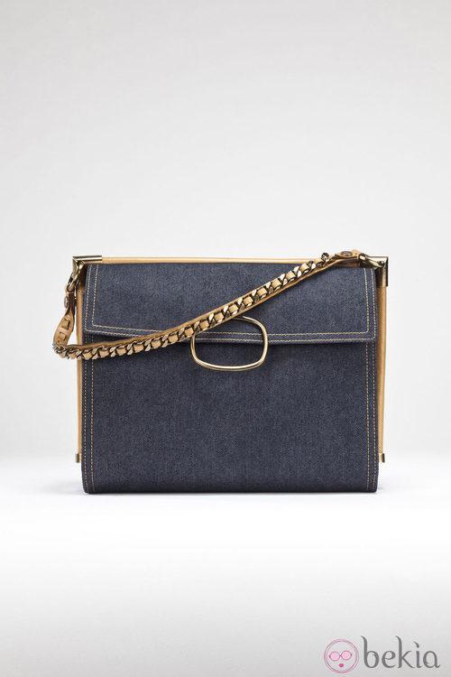 Complementos: bolso 'Miss Vivier Jean' de Roger Vivier Primavera/Verano 2012