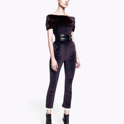 Colección pre-fall 2012 de Alexander McQueen