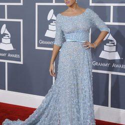 Los 'looks' de los Grammy 2012