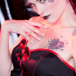 Colección especial San Valentín de la firma Miss Self Destructive