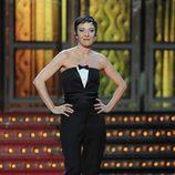 Eva Hache de David Delfín en los Premios Goya 2012