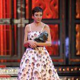 Eva Hache de Carlos Diez en los Premios Goya 2012