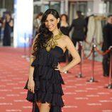 Cristina Brondo con vestido de Teresa Helbig en los Goya 2012