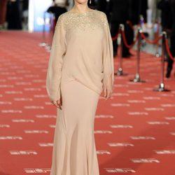 Look de las invitadas a los Premios Goya 2012