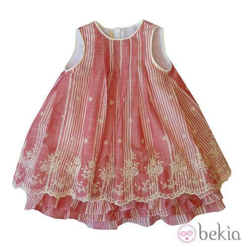 Vestido 'cora' de la firma Pan Con Chocolate de la colección primavera/verano 2012