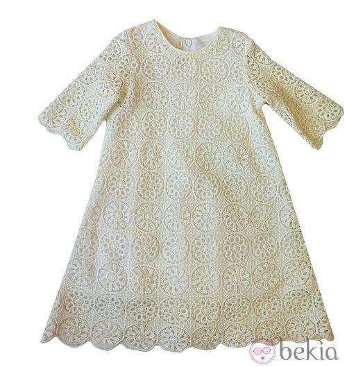 Vestido 'cuca' de la firma Pan Con Chocolate de la colección primavera/verano 2012