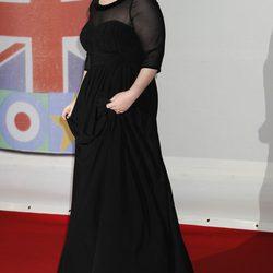 Alfombra roja de los Premios Brit 2012