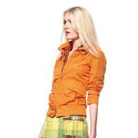Falda larga de la nueva colección primavera/verano de Benetton