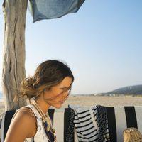 Malena Costa con estampados marinos para la nueva colección de Indiwoman
