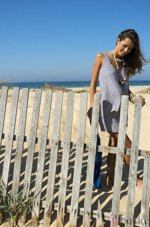 Vestido de tirantes de la nueva colección primavera/verano de Indiwoman