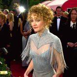 La actriz Kate Hudson en la gala de los oscar de 2001
