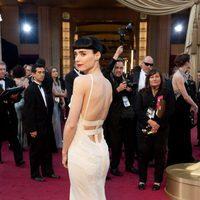 Rooney Mara de Givenchy en los Oscar de 2012