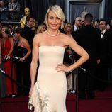 Cameron Diaz vestida de Gucci en los Oscar de 2012