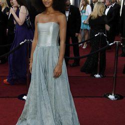 Los vestidos de la alfombra roja de los Oscar 2012