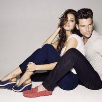 Irina Shayk y Arthur Sales vuelven a ser imagen de la marca de calzado Xti