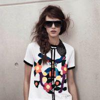 Camiseta con print de colores de Marni para H&M
