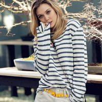 Elizabeth Olsen, protagonista de la edición de marzo de la revista Asos