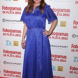 Alfombra roja de los Premios Fotogramas 2011